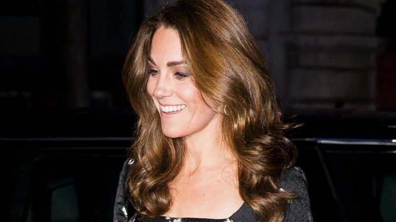 Duchess Kate stuns in Alexander McQueen rewear at National Portrait Gallery: 'Pure beauty'