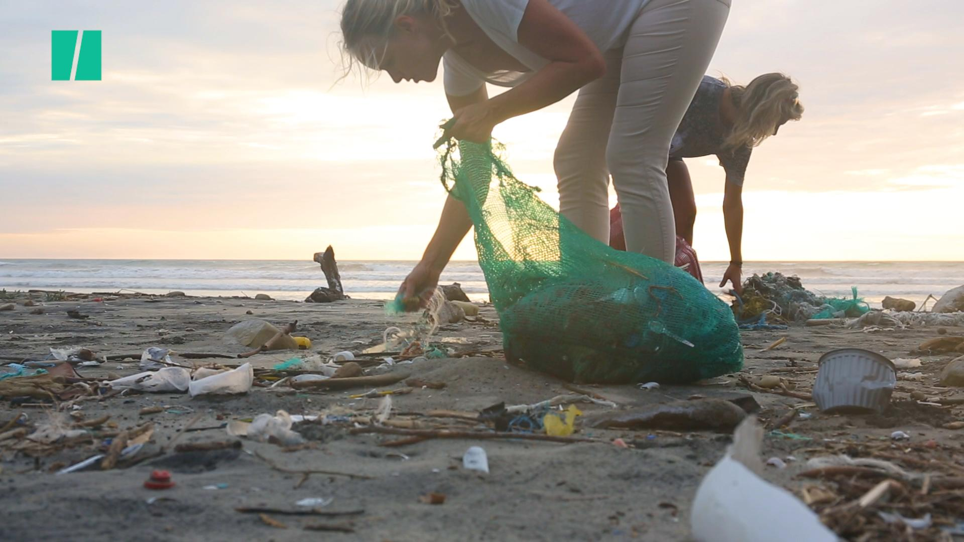 Viral TrashTag Challenge Inspires Mass Garbage Cleanup Efforts