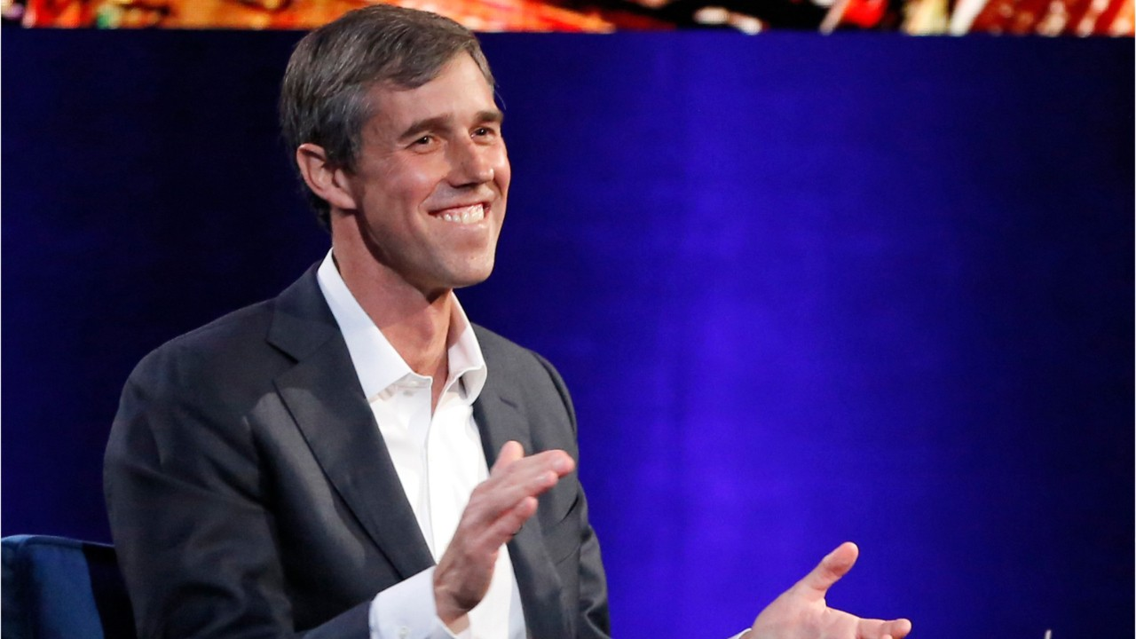 Politics - Report: Beto O'Rourke To Announce Presidential Bid Today