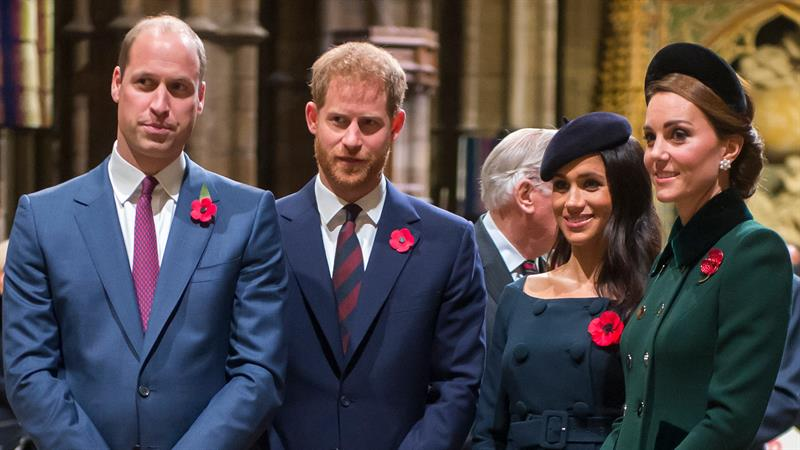 Is there a rift between Harry and William? The Queen's former spokesman says...