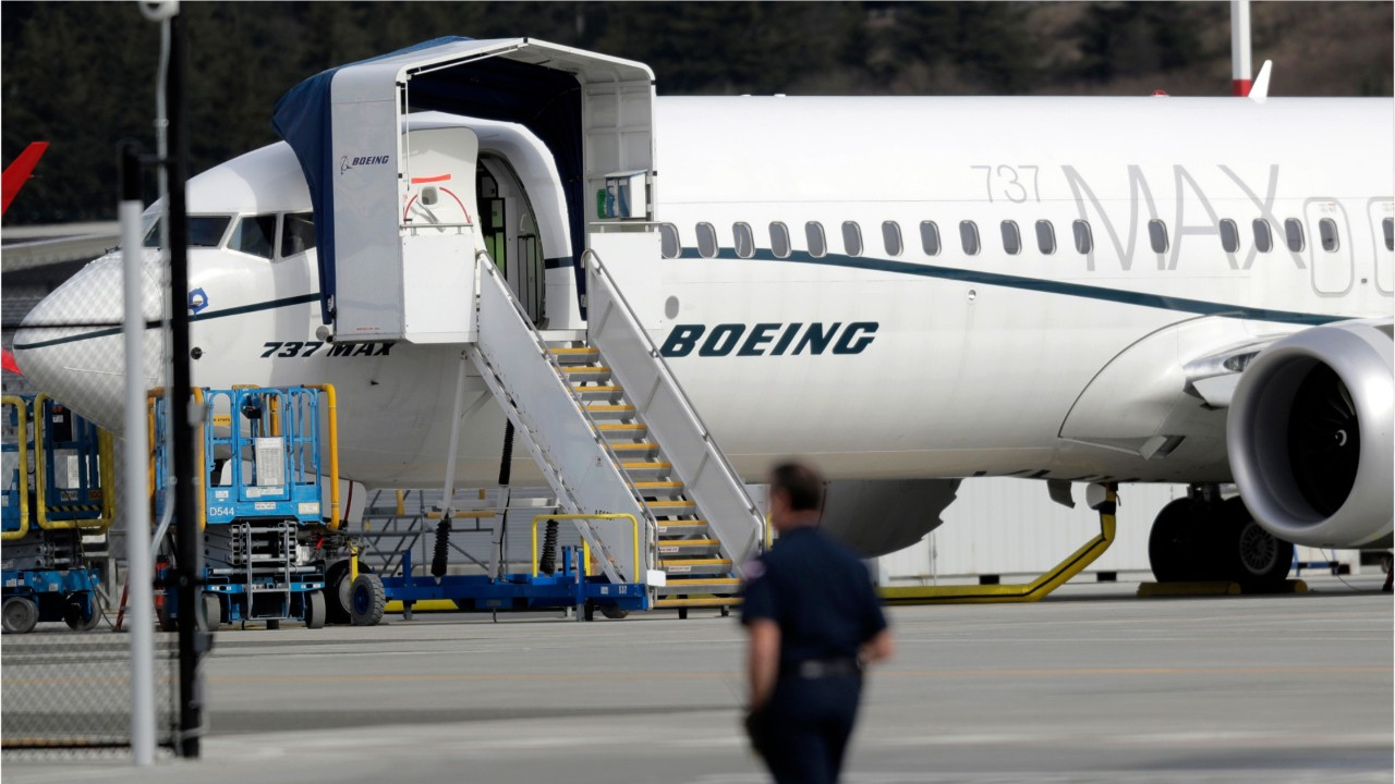 National News - Boeing Says Final Touches Are Being Put On 737 Max Software Upgrade