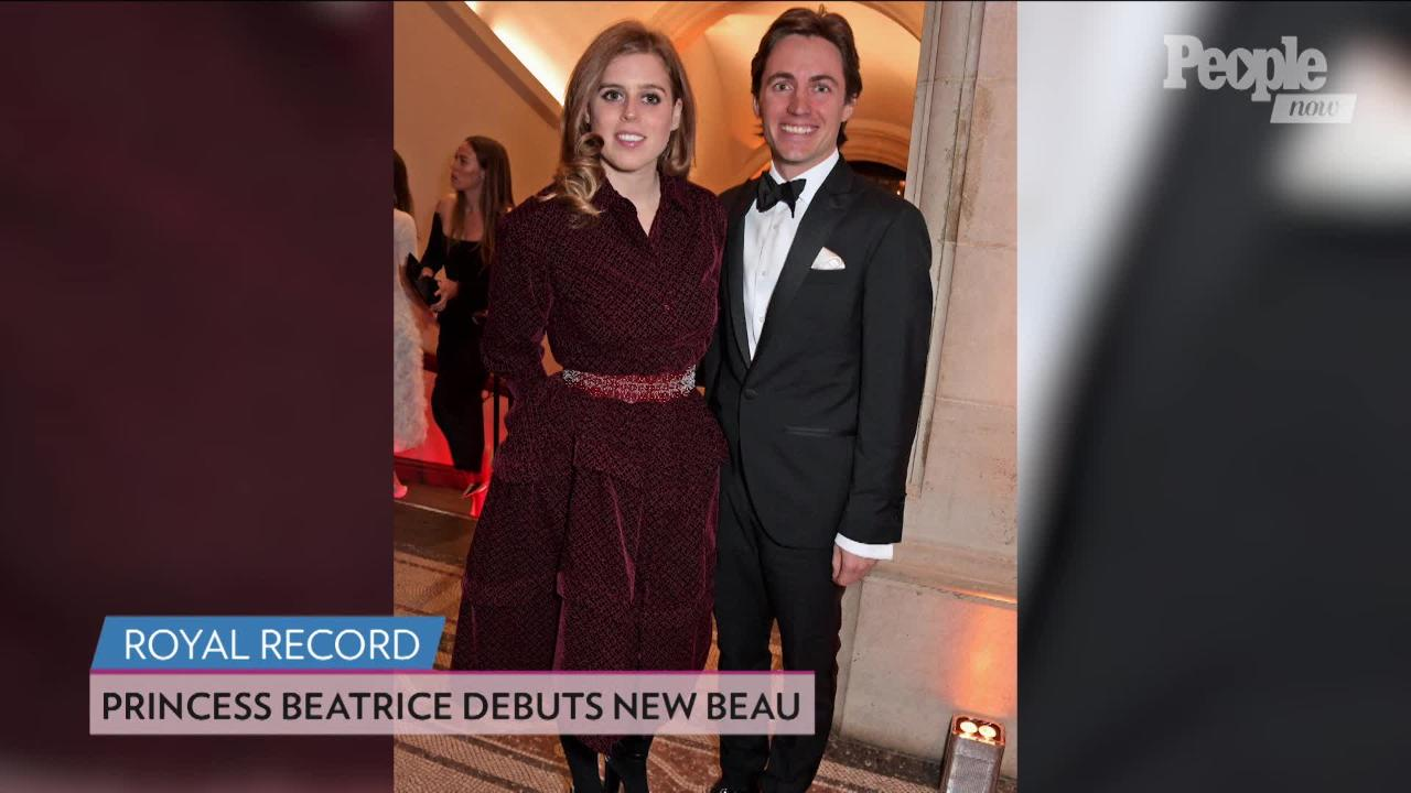 Who is Princess Beatrice's boyfriend? Meet multi-millionaire Edoardo Mapelli Mozzi