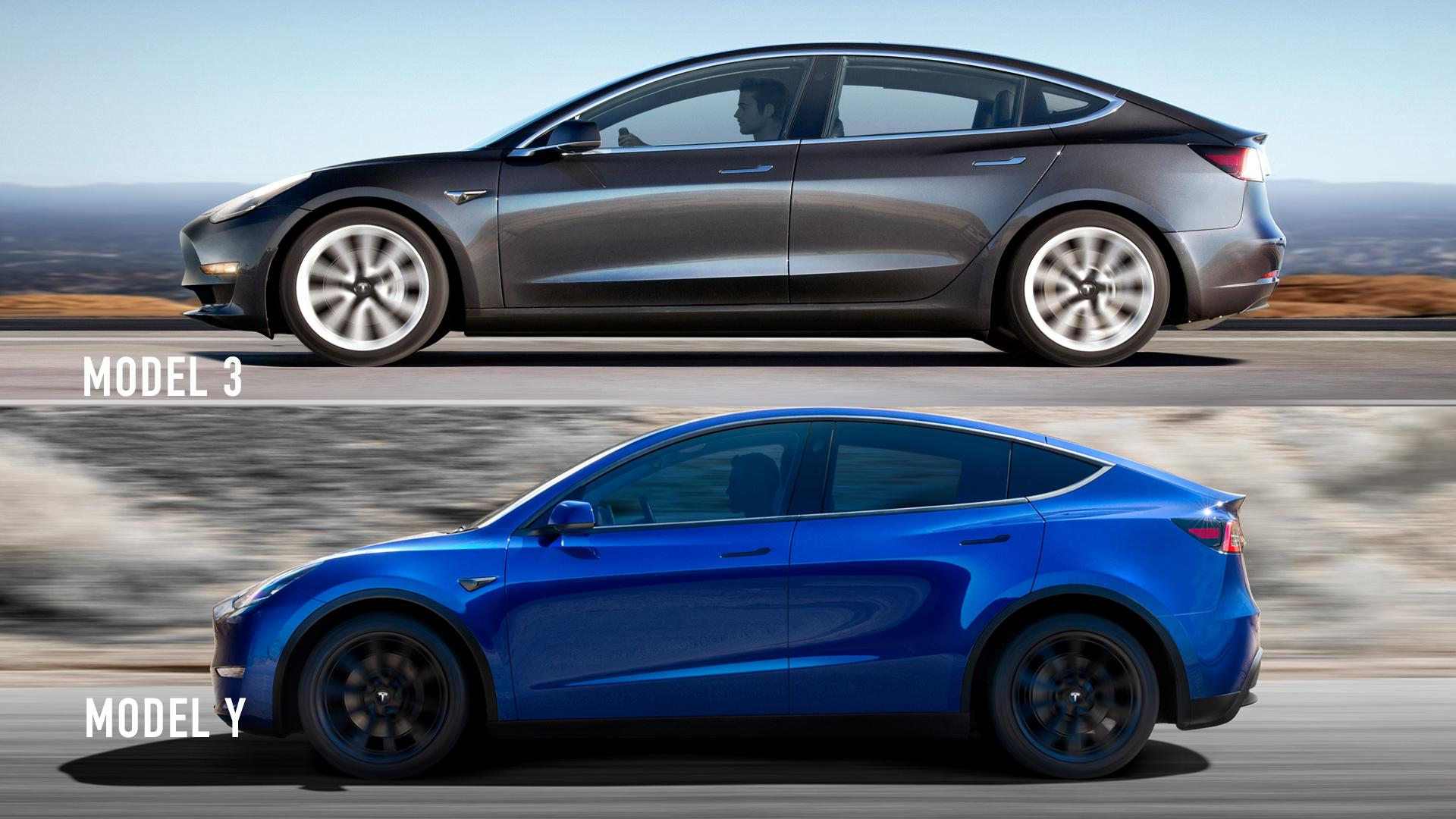 The Tesla Model Y Is A 300 Mile Range 3 Doppelgänger Coming In Fall 2020 Techcrunch