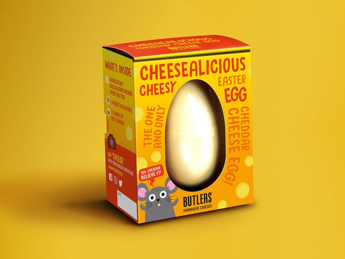 Cheese Easter Egg Craze Picks Up Speed As Asda Hops On The Bandwagon