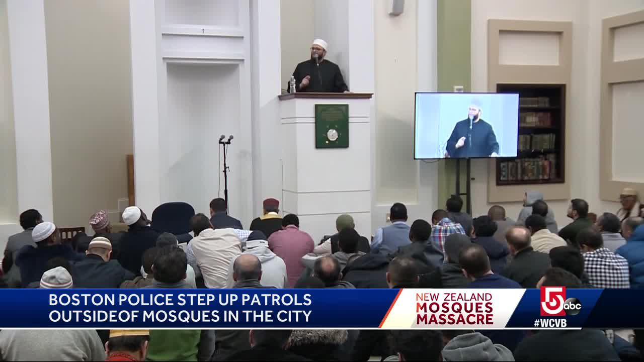 Muslims Share Photos Of Packed Mosques In Solidarity After New Zealand Attack