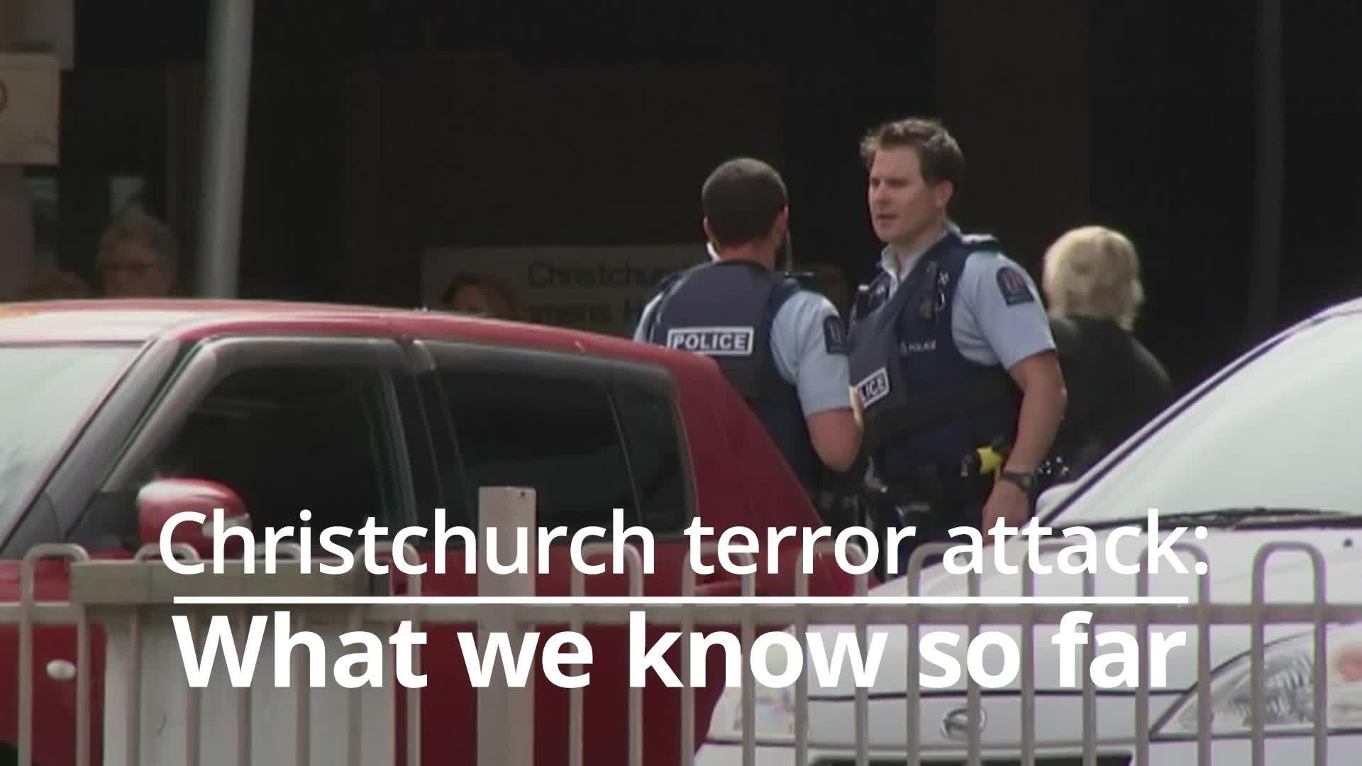 New Zealand Mosque Shooting Updates Imran Khan Blames: News On Flipboard By HuffPost UK