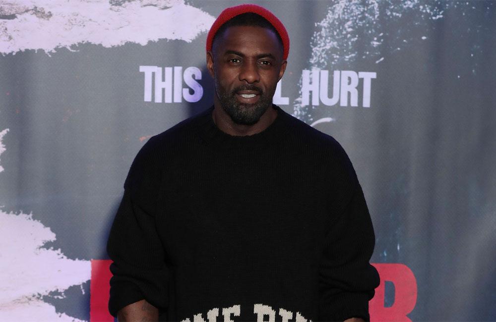 Idris Elba DJs At Coachella, And He's Got A License To Kill
