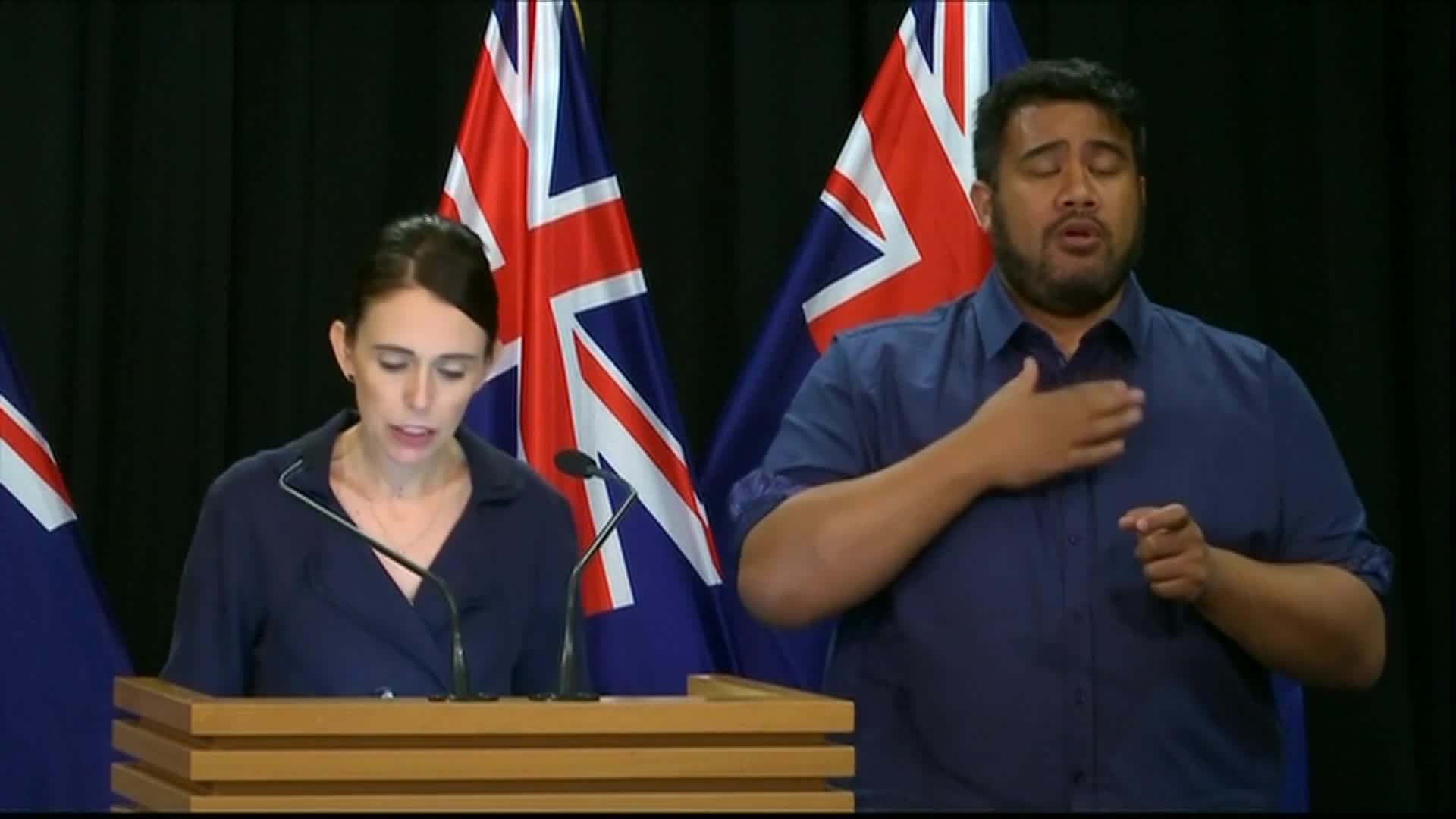 Mosque Shooting Suspect Will Face Justice In New Zealand, Prime Minister Says