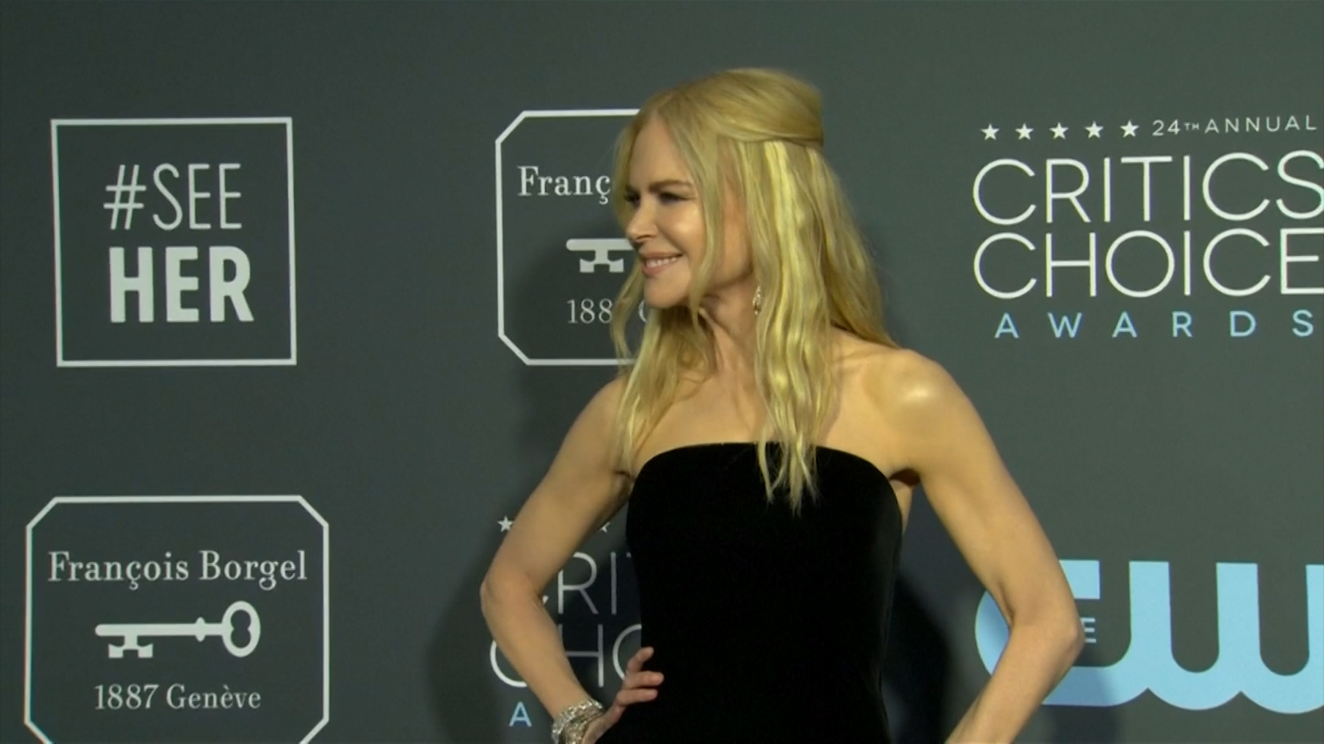 Nicole Kidman theory alleges that she's secretly 'bald': Details