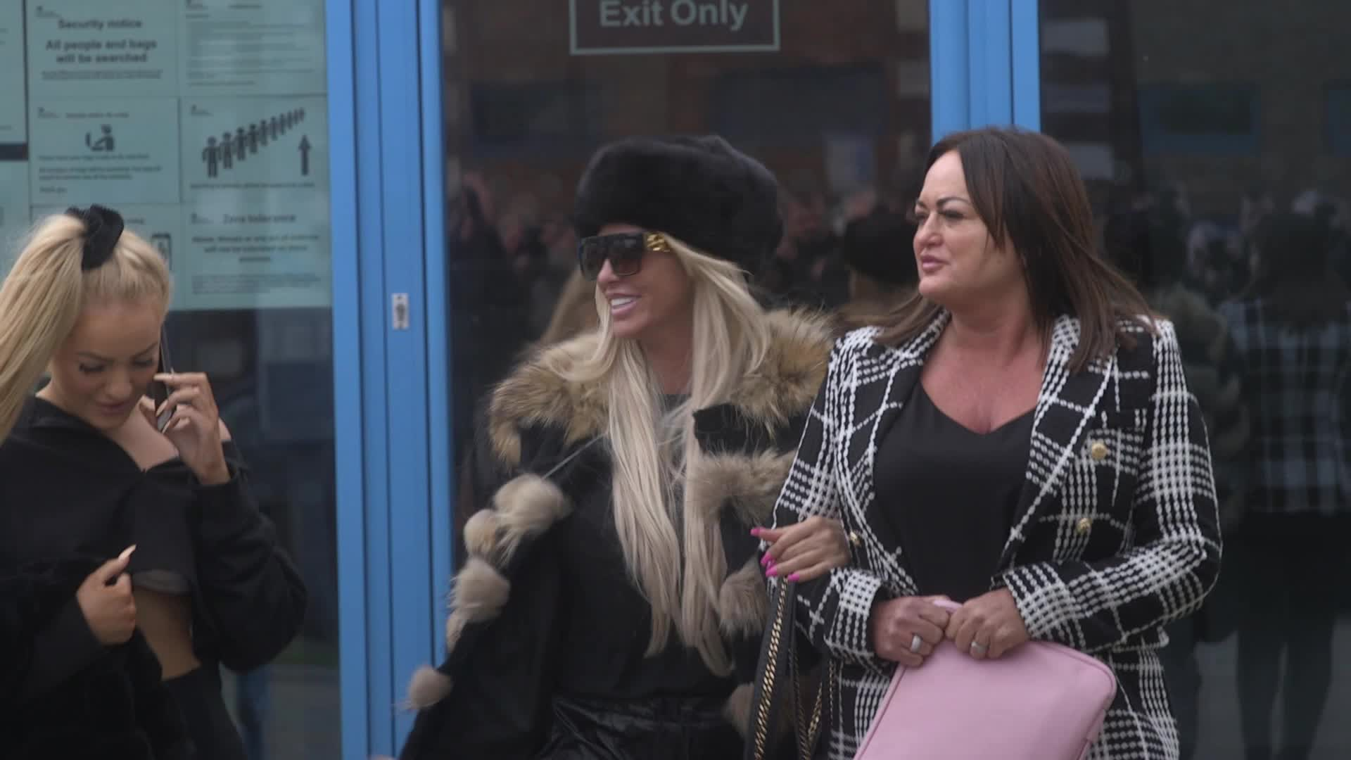 Katie Price To Stand Trial Over Accusations Of Shouting Abuse Outside School