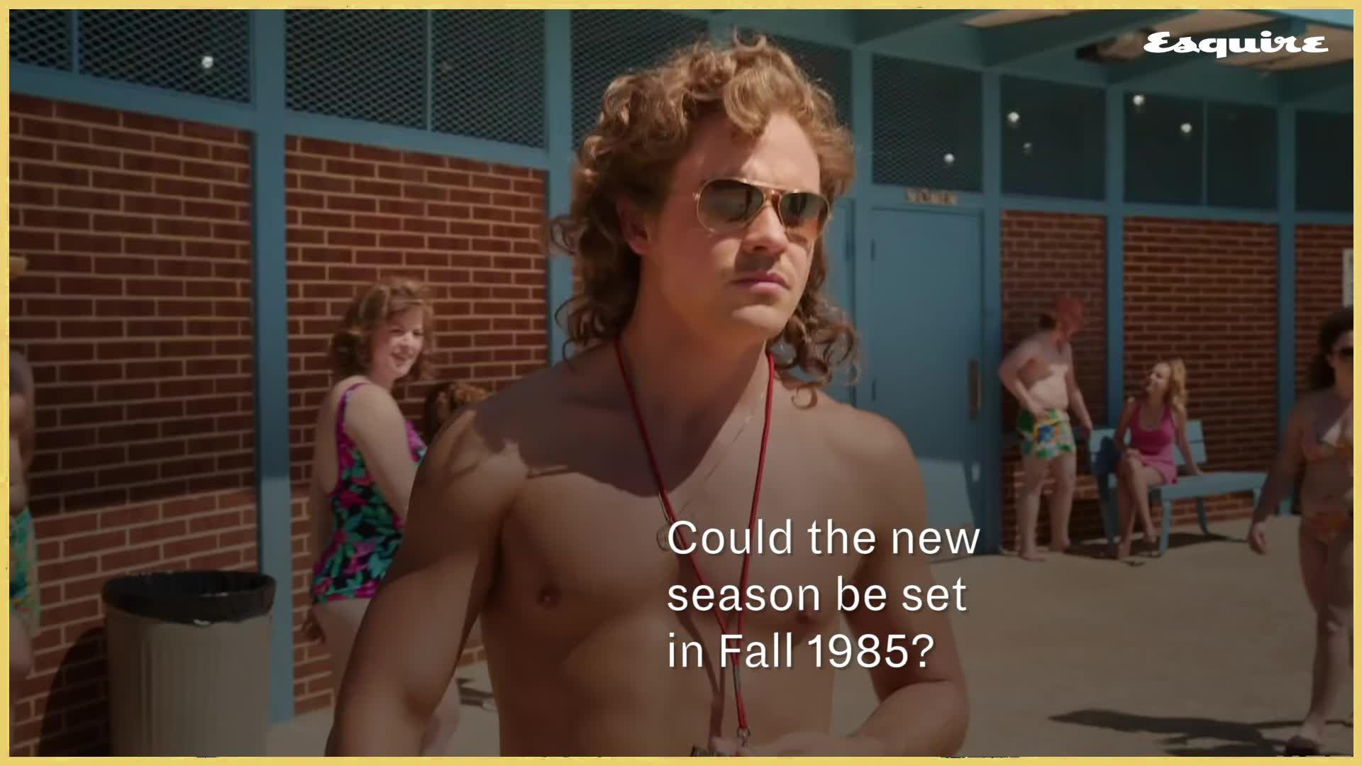 Gaten Matarazzo Thought A Fan Video Was A 'Stranger Things' Season 3 Plot Leak