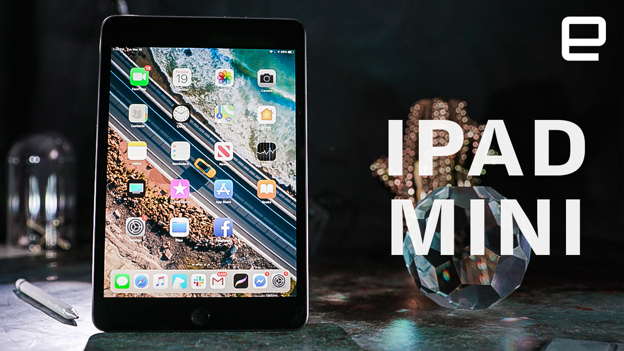Apple iPad mini hands-on (2019): A love letter to old fans