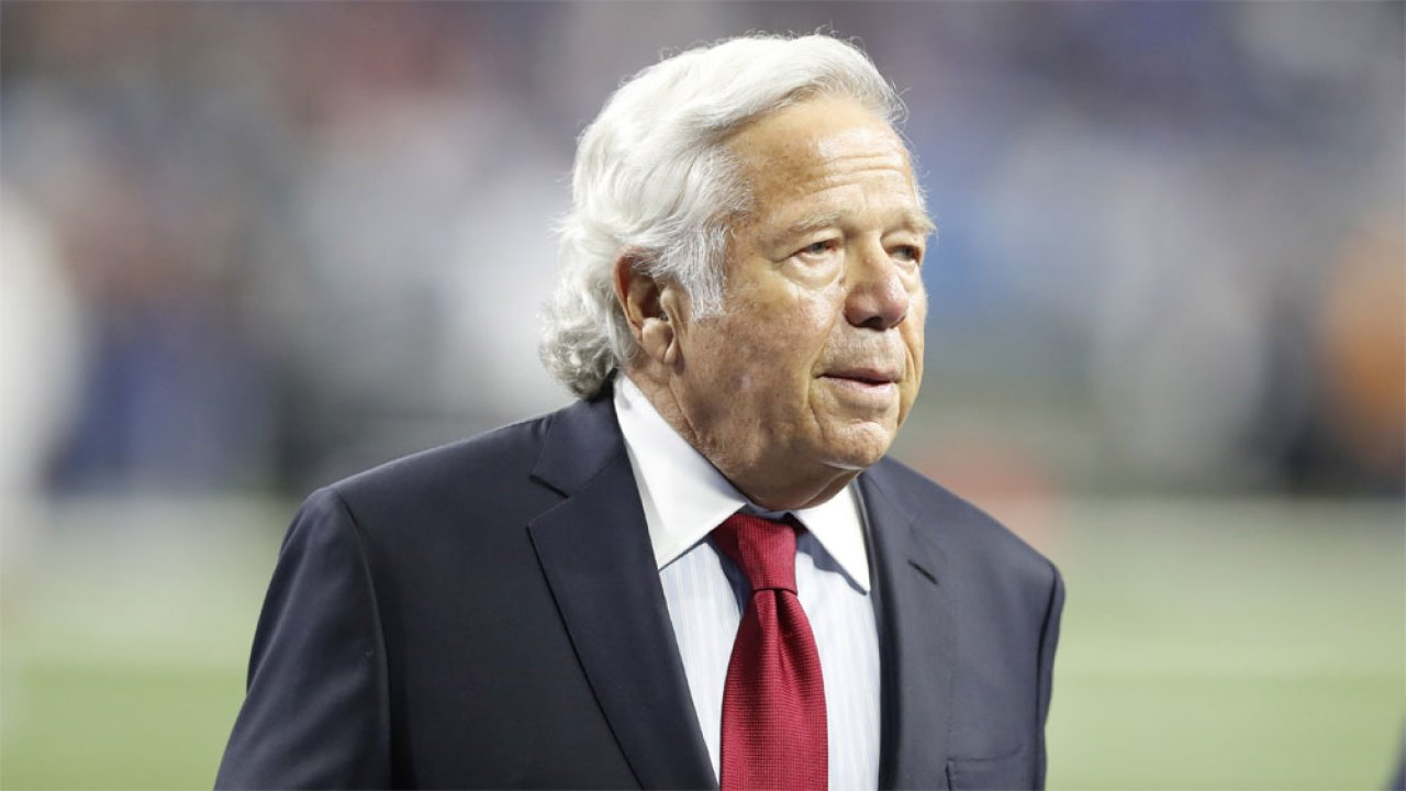 Robert Kraft Speaks Up About Massage Parlor Scandal: 'I'm Truly Sorry'