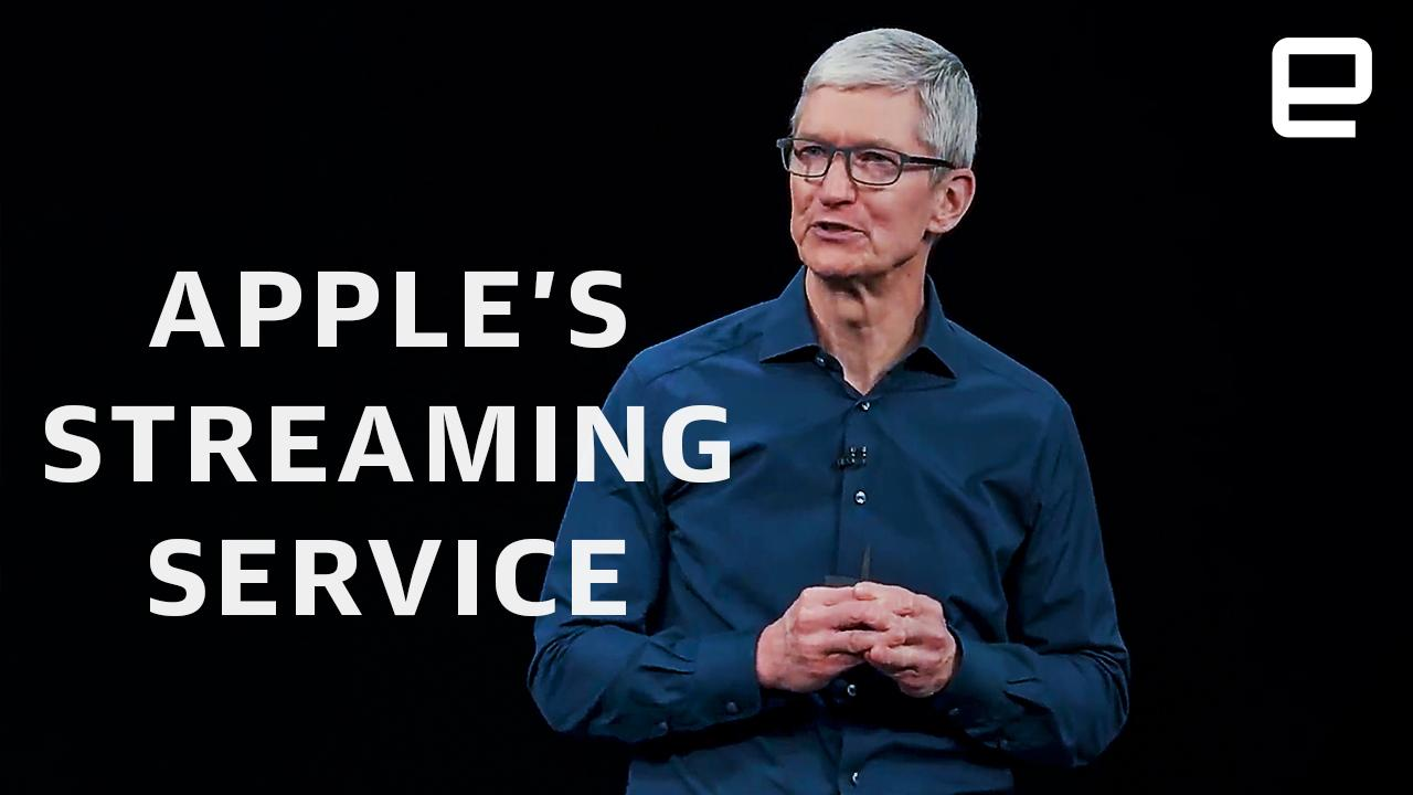 What to expect from Apple's streaming video event