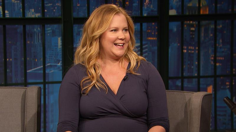 Amy Schumer Dishes On Her Husband's 'Whack' Marriage Proposal