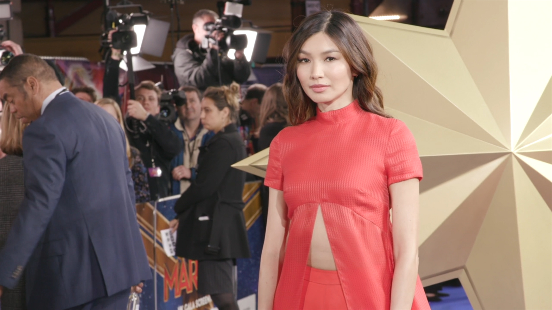 Gemma Chan and Olivia Munn honored for their inspiration in the Asian-American community