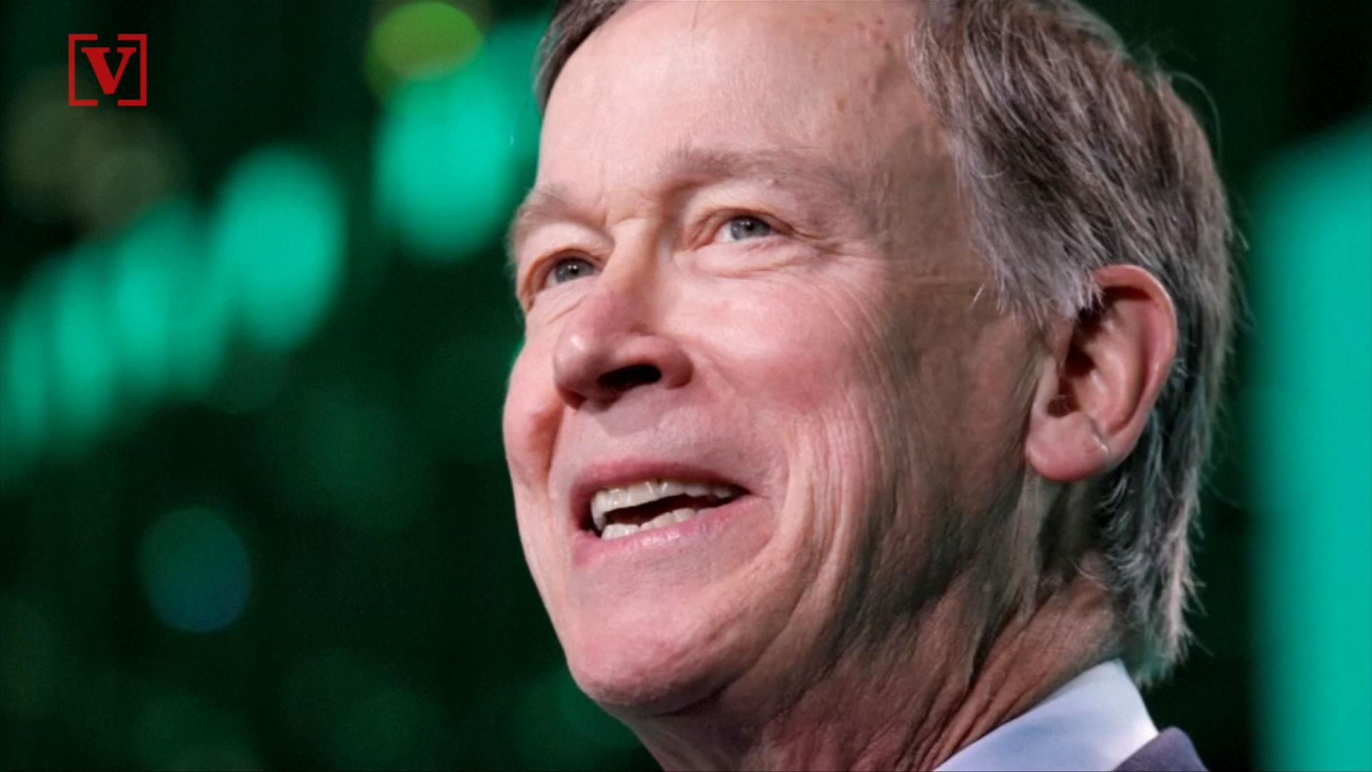 John Hickenlooper Wonders Why Women Aren't Being Asked If They'd Pick Male Running Mate