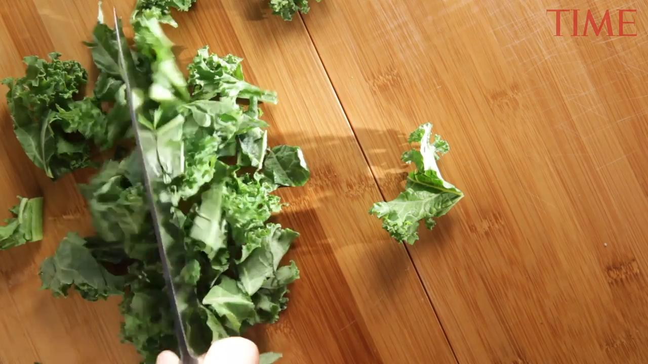 Kale snags a spot on annual Environmental Working Group's 'Dirty Dozen' list
