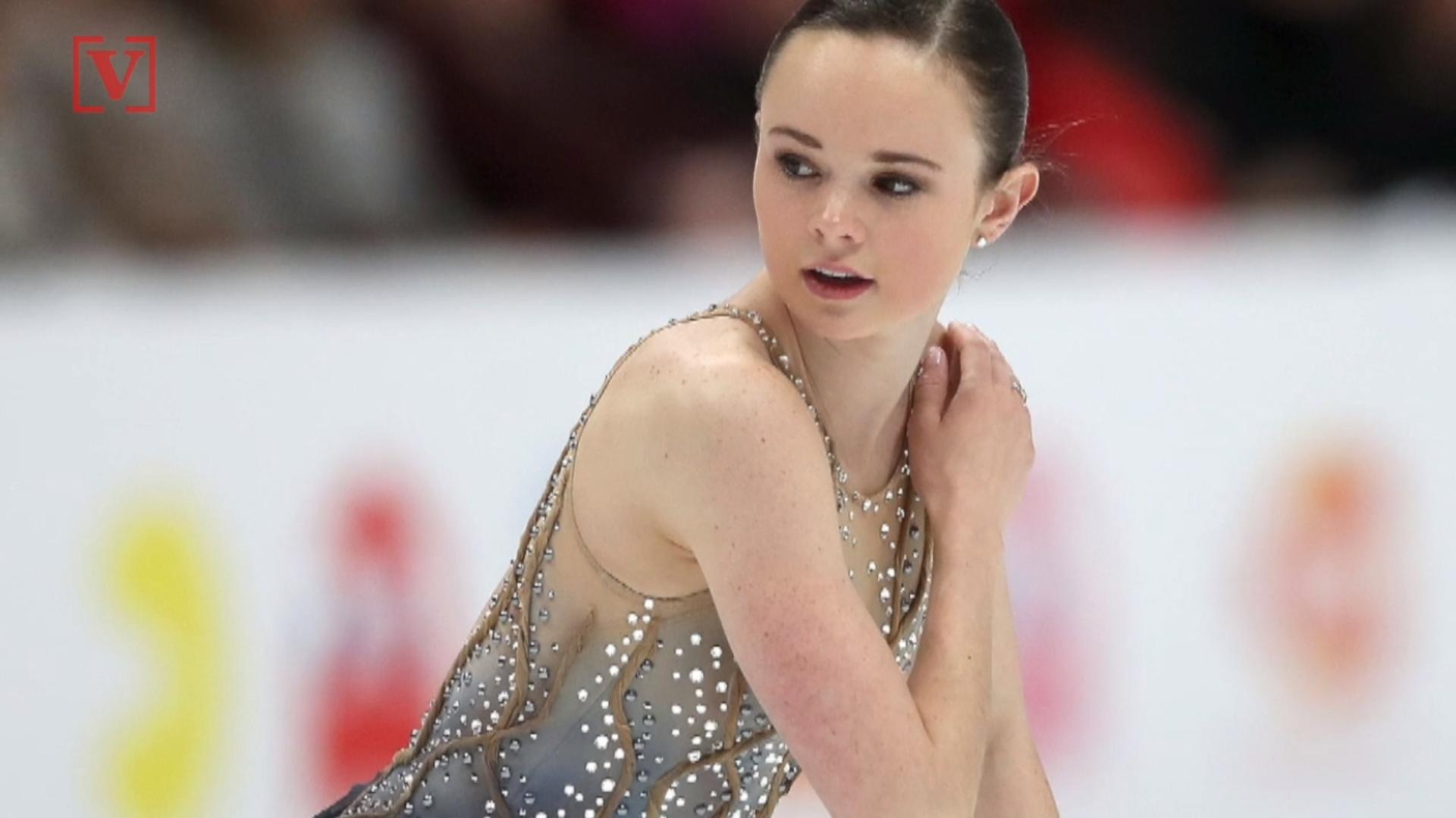 U.S. Figure Skater Accused Of Cutting Rival With Skate At World Championships