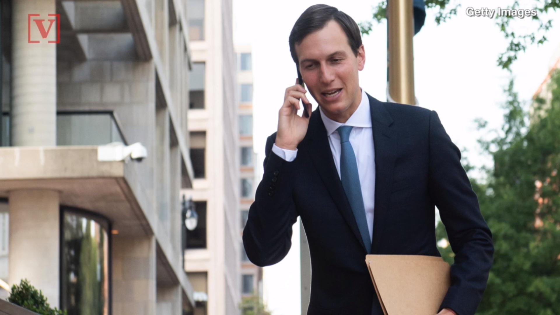 Politics - House Oversight Committee Questions Jared Kushner's Communications