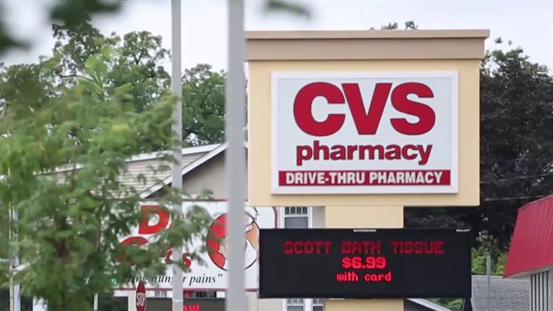 National News - Drug Store Chain CVS To Sell Cannabis Products In Eight States