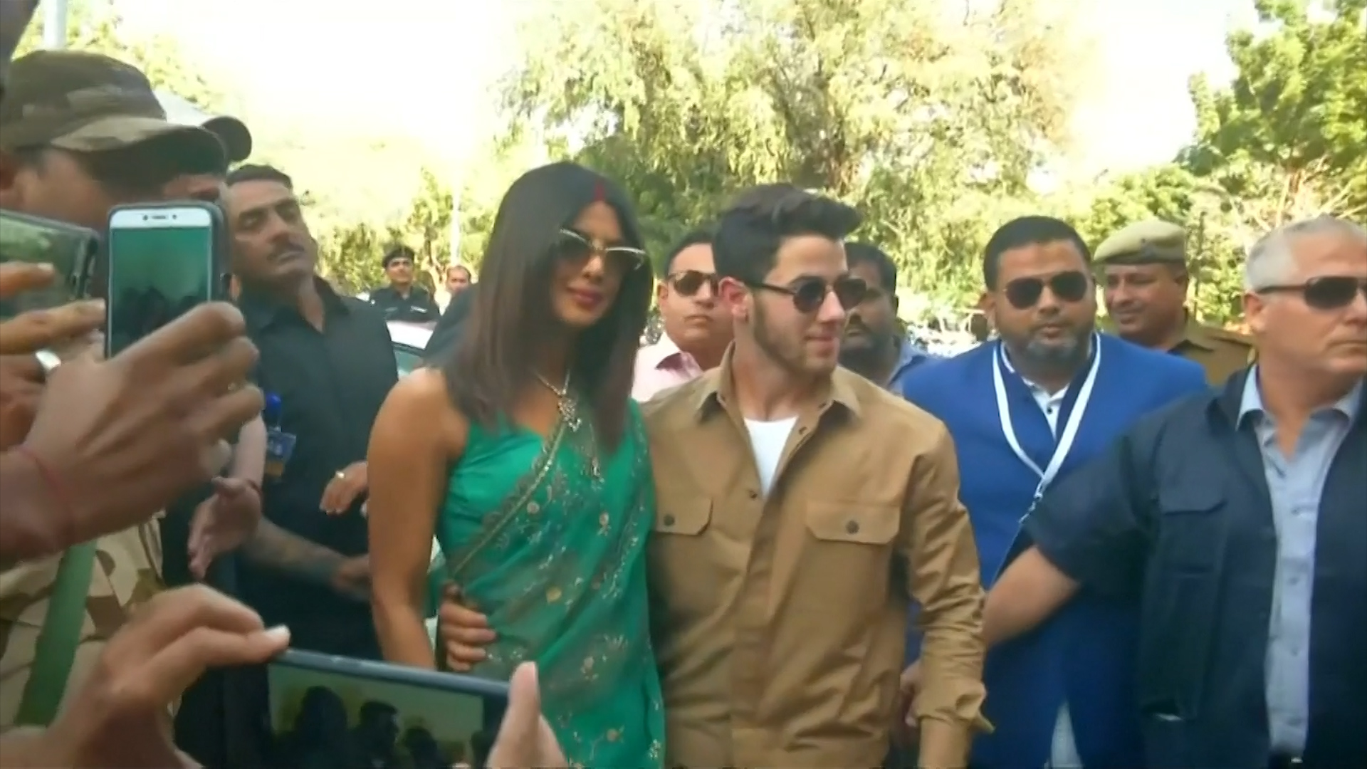 Priyanka Chopra: Nick Jonas Cried When He Saw Me In My Wedding Dress