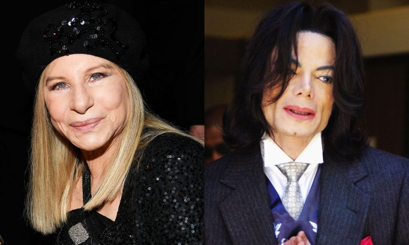 Barbra Streisand Feels 'Nothing But Sympathy' For Michael Jackson Accusers