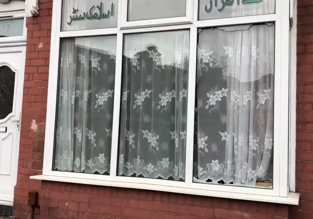 Sixth Birmingham Mosque Targeted By Vandals
