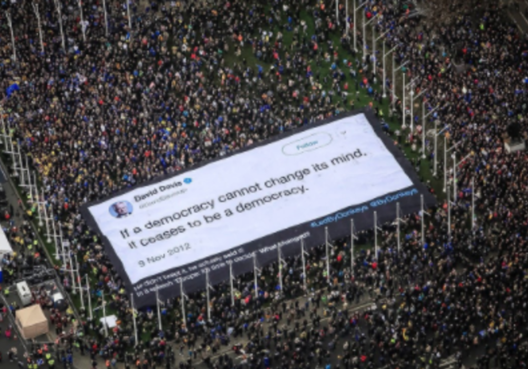 Philip Hammond Says A Second Brexit Referendum Is A 'Coherent' Idea