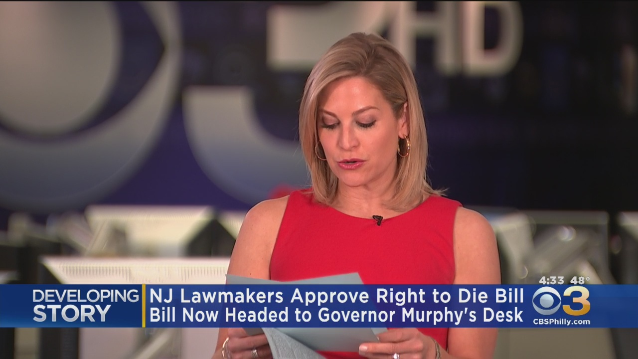 New Jersey Legalizes Aid In Dying For Terminally Ill