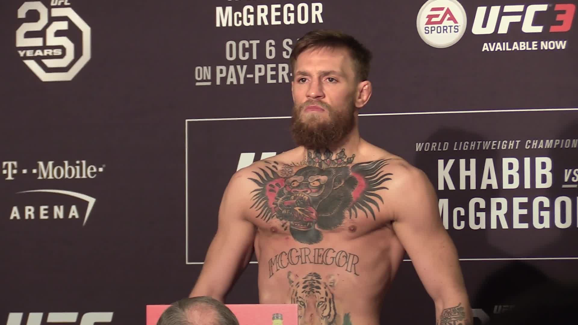 UFC Star Conor McGregor Says He's Retiring, But Fans Aren't Buying It