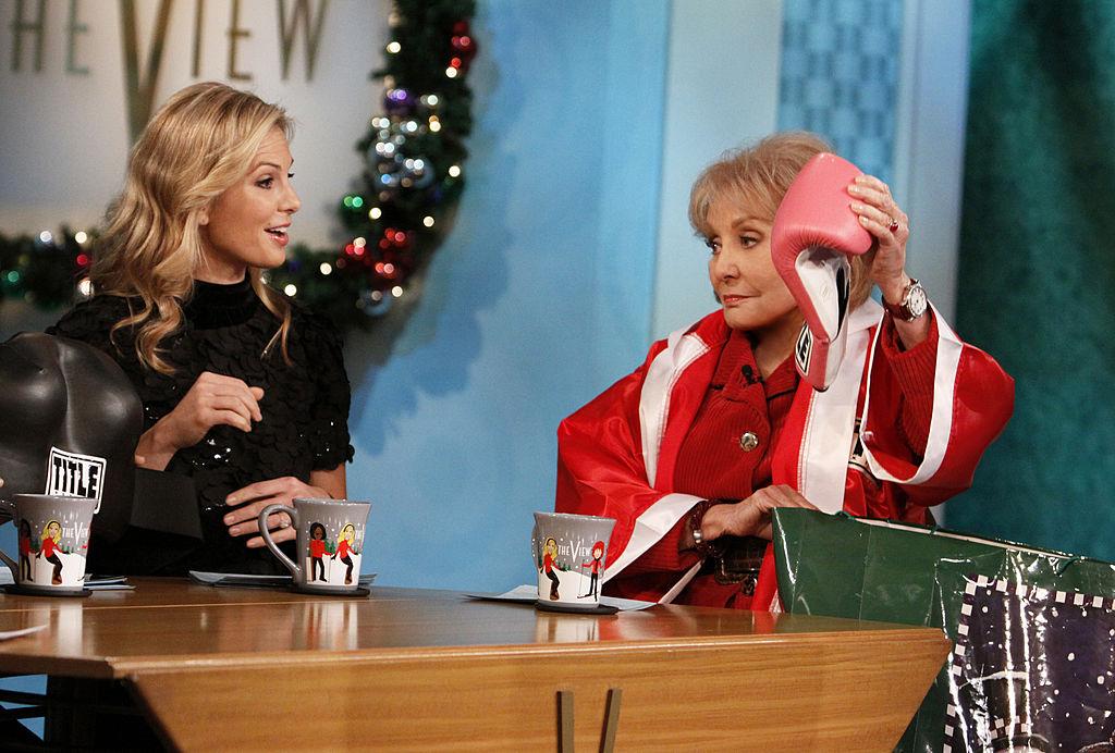 Joy Behar Uses Elisabeth Hasselbeck's Return To 'The View' To Burn Meghan McCain