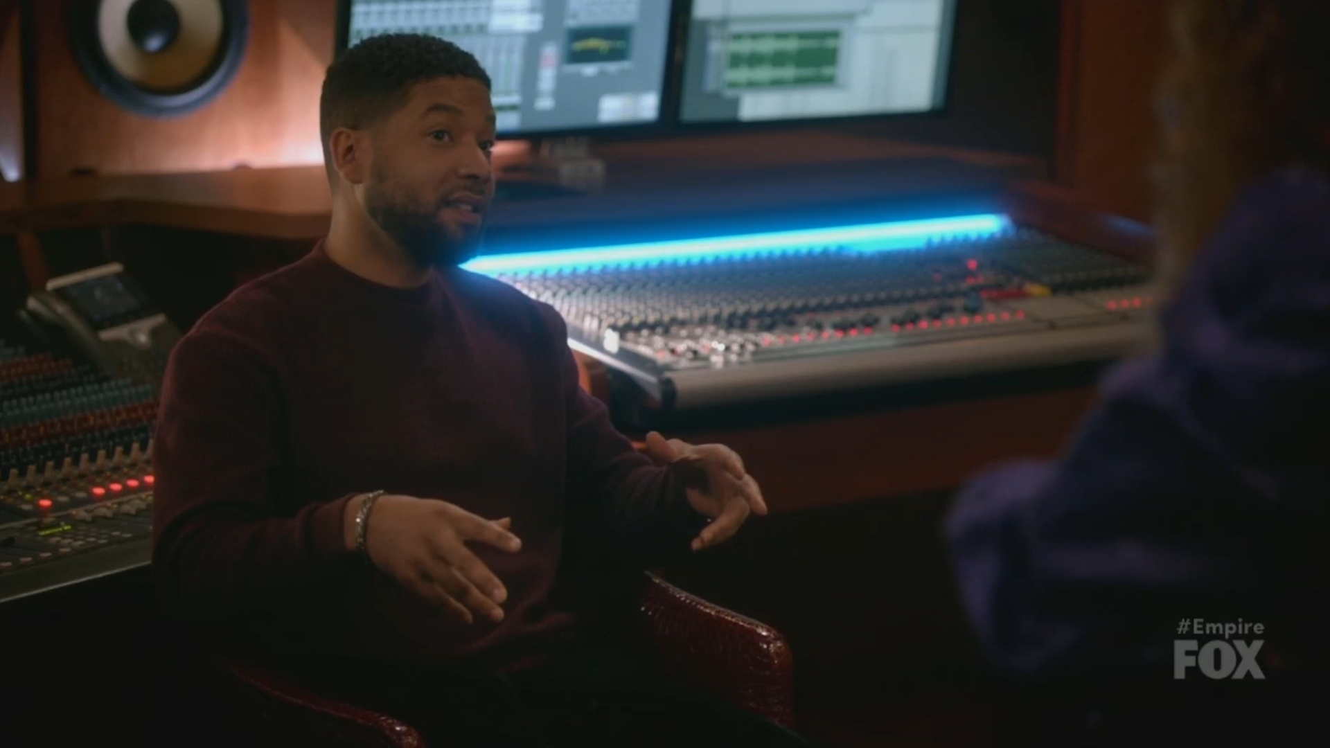 Jussie Smollett makes TV history with black, gay wedding on 'Empire'