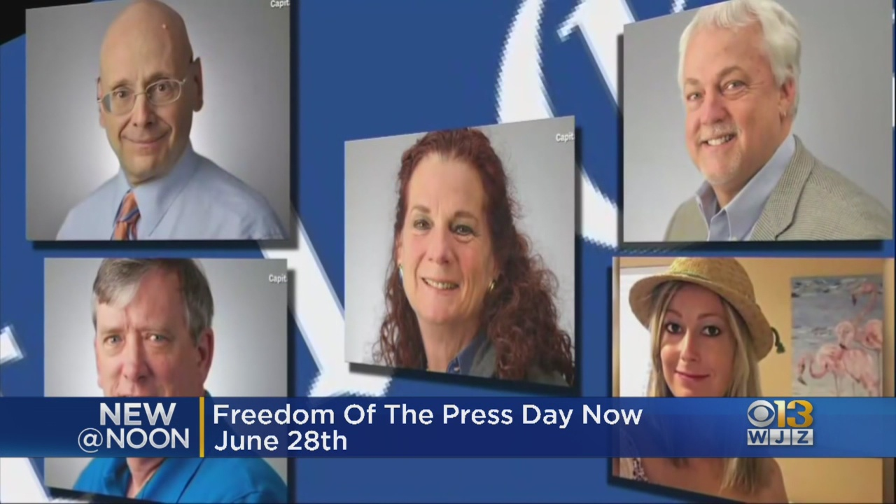 U.S. Press Freedom Gets Labeled 'Problematic' For The First Time