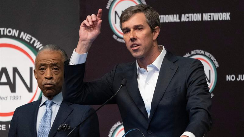 Beto O'Rourke Says His And His Wife's Ancestors Were Slave-Owners