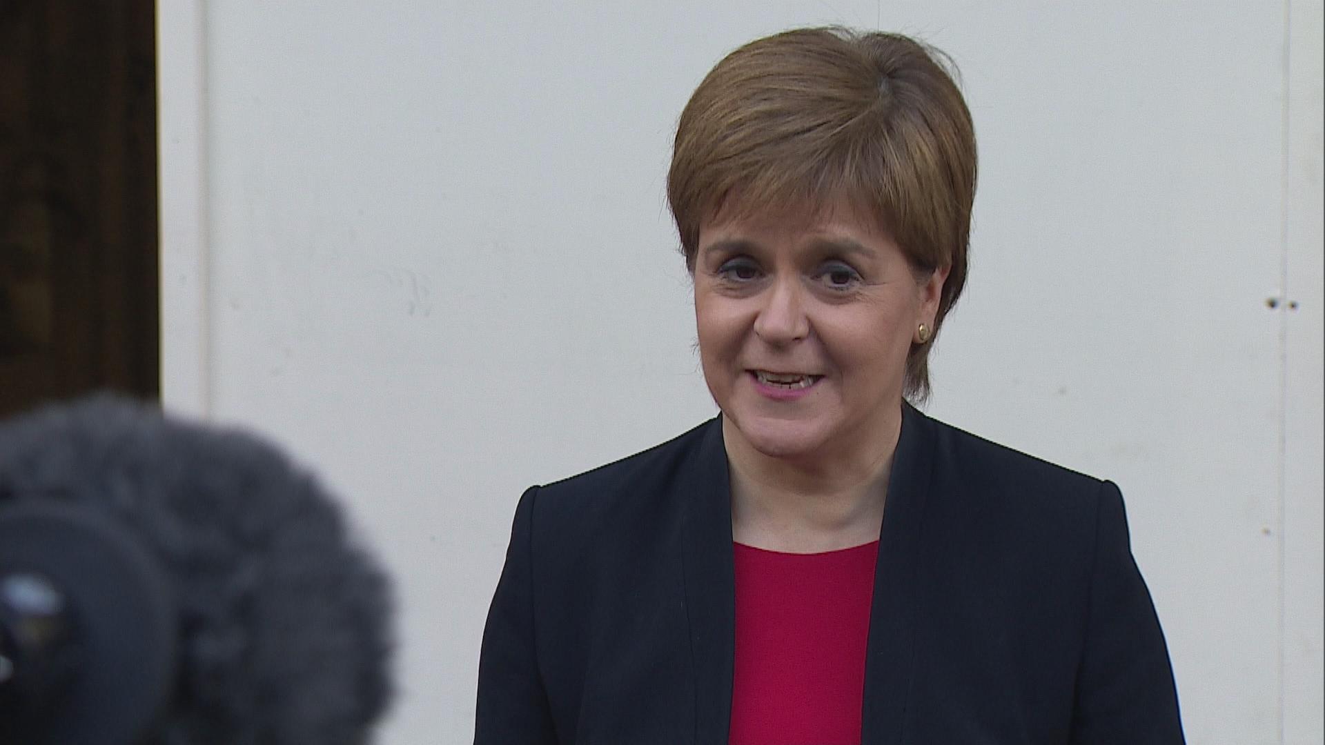 Nicola Sturgeon Plans Second Scottish Independence Referendum Before May 2021