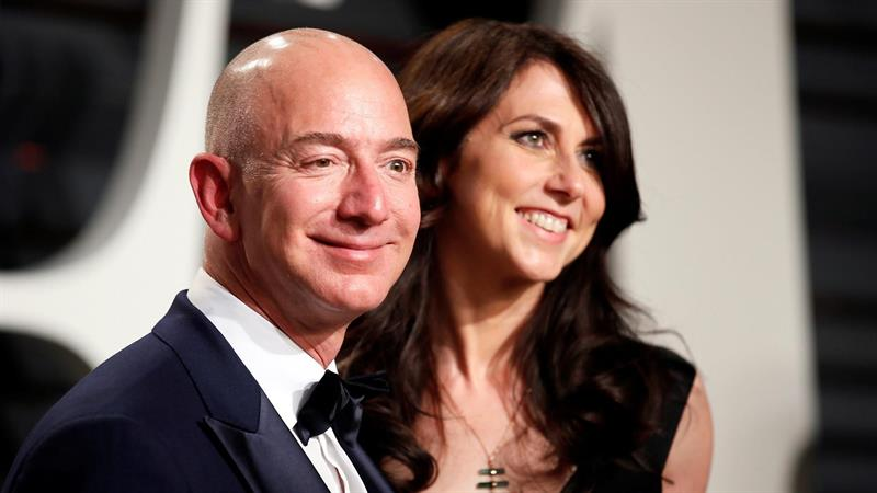MacKenzie Bezos, Worth Over $36 Billion, Vows To Give Half Her Fortune To Charity