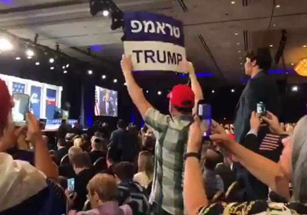 Politics - President Trump Says Democrats Are Anti-Jewish, Anti-Israel