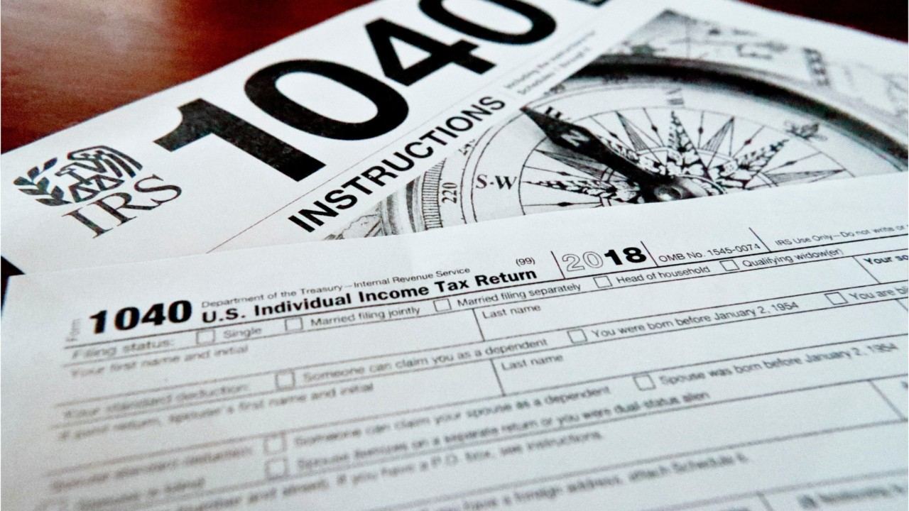 Politics - House Approves Bill Banning IRS From Offering Free Tax Filing Services