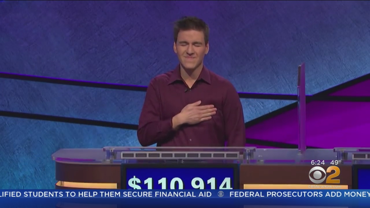 Sports Gambler James Holzhauer Shatters 'Jeopardy!' Winnings Record