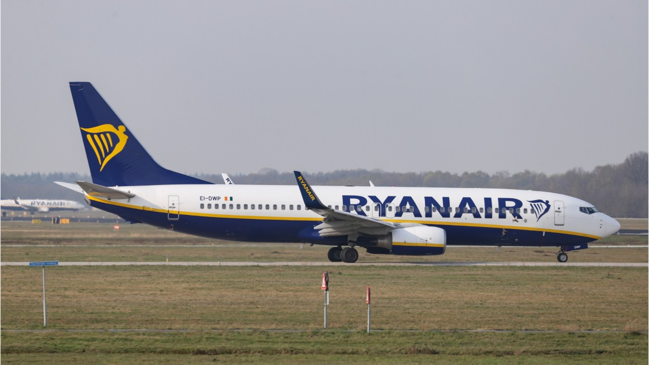 Mother: Ryanair tried to charge autistic son carry-on fee for comfort doll