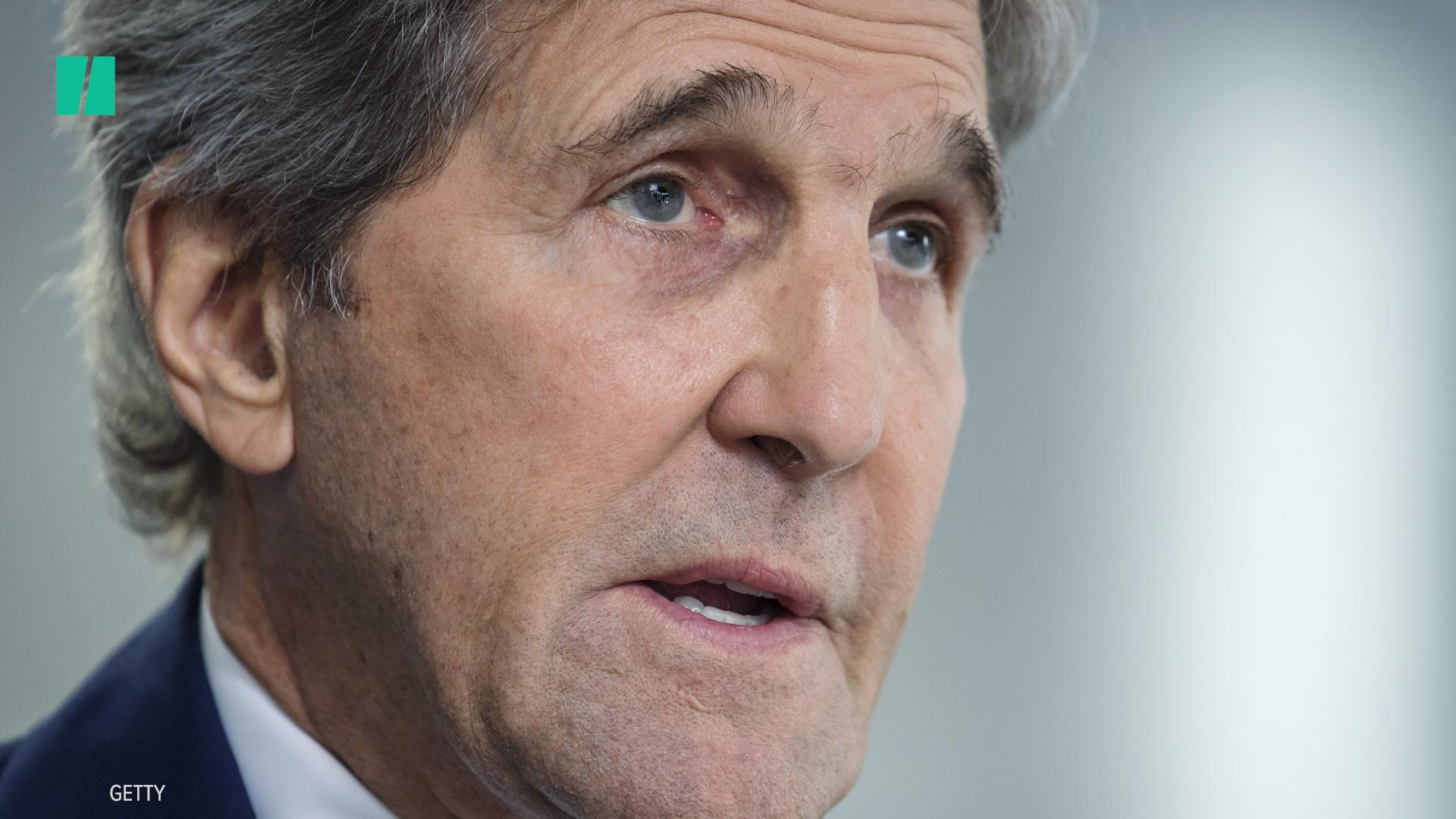 GOP Rep. Questions John Kerry's Credentials In Dumbest Possible Way