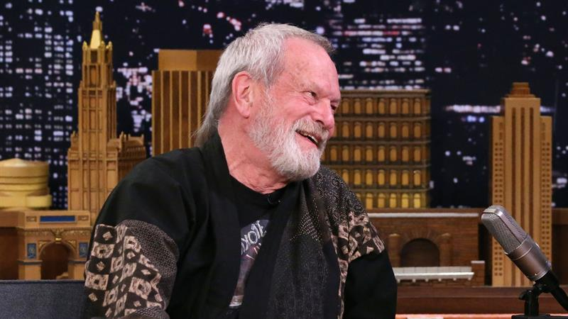 'Monty Python' star Terry Gilliam clarifies his 'I'm tired of being, as a white male, blamed for everything' comments
