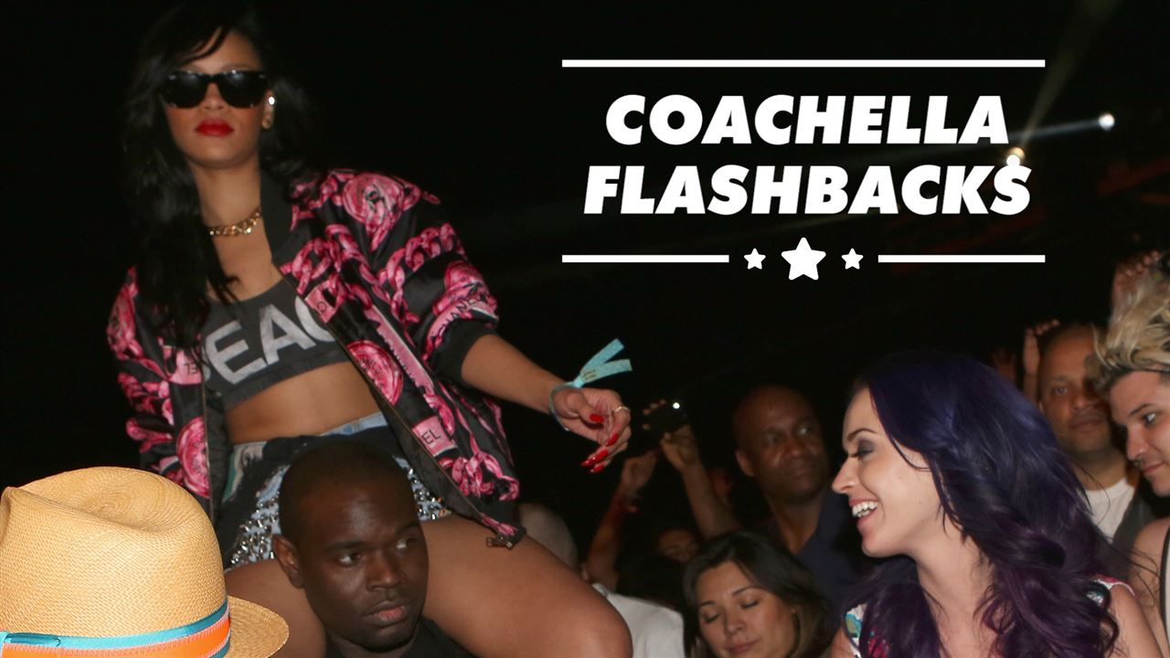 Check out pictures from two of the most exclusive Coachella after-parties