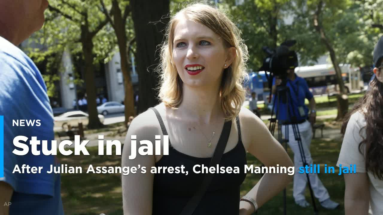 Federal Appeals Court Denies Chelsea Manning's Bail Request