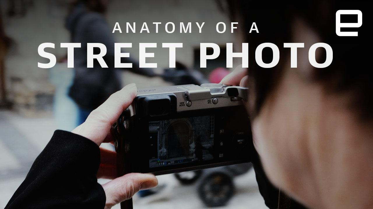 Probably My Favorite Camera These Days >> Use The Camera In Your Brain To Master Street Photography
