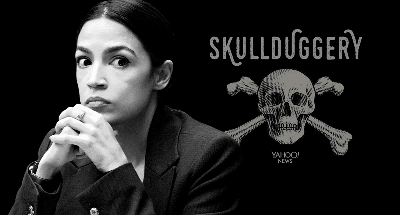 Ocasio-Cortez admits bungling the Green New Deal rollout