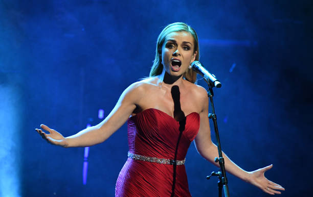 Teenager Charged After Katherine Jenkins Is Mugged In London