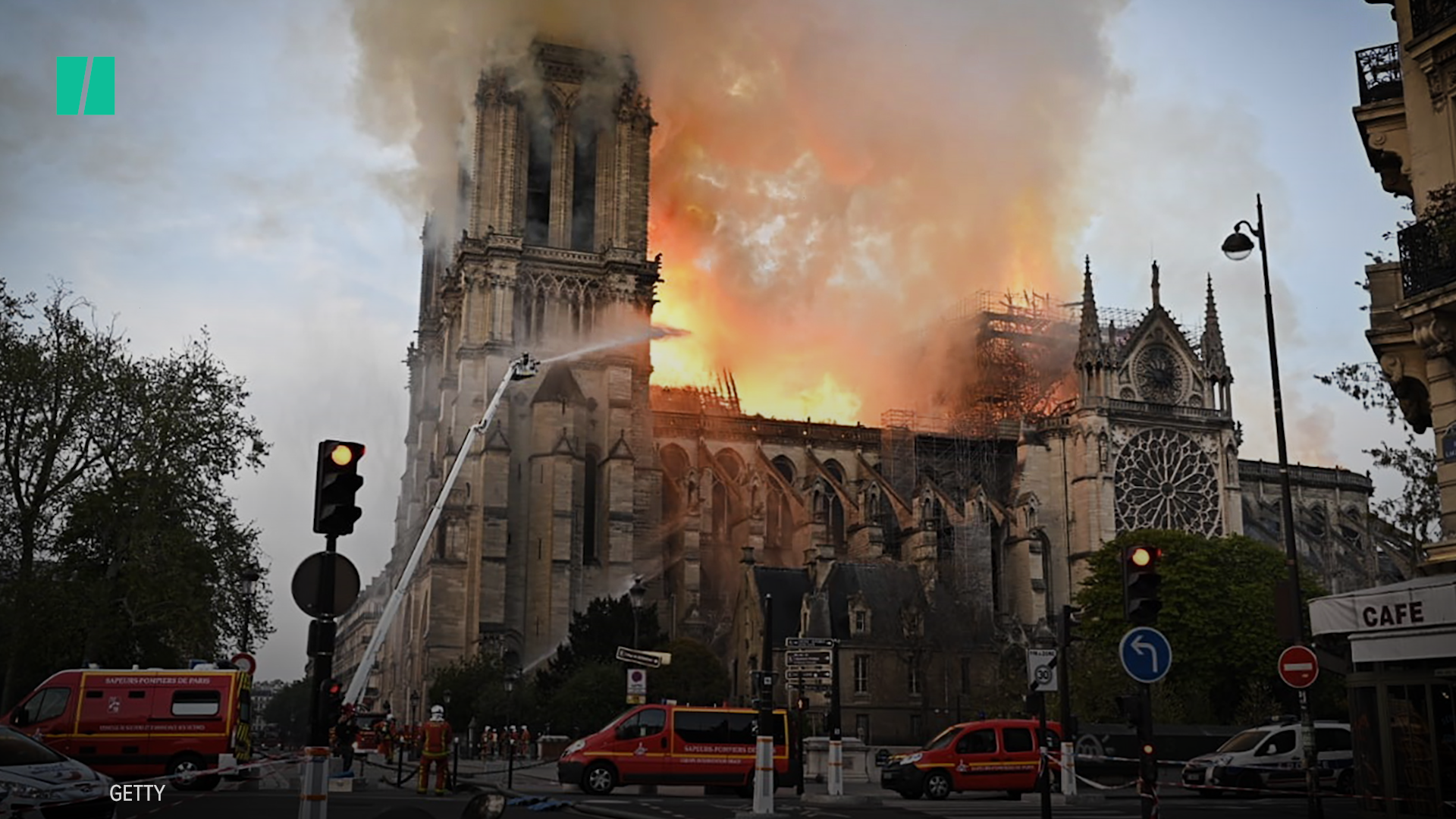 YouTube And Google Algorithms Promoted Notre Dame Conspiracy Theories