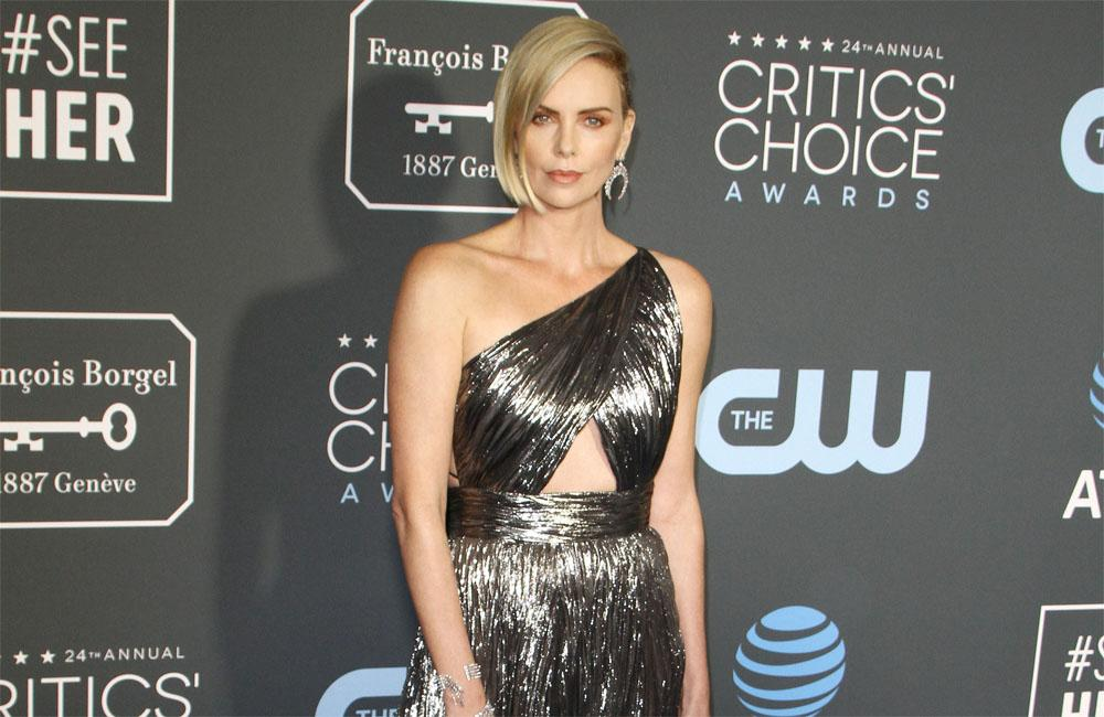 Charlize Theron Is Raising Her First Child Jackson As A Girl